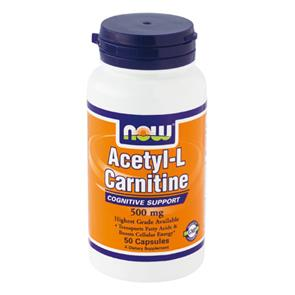 Acetyl L-Carnitine - NOW