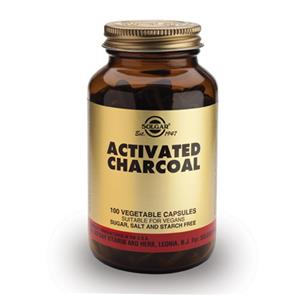 Activated Charcoal - Solgar