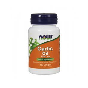 Alho - Garlic oil - NOW