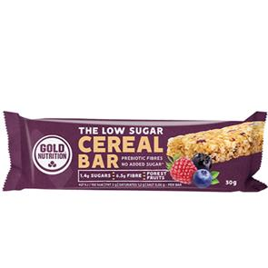Cereal Bar Low Sugar Frutos do bosque unid.