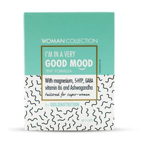 Good Mood Woman Collection GoldNutrition