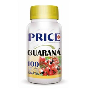 Guaraná Cápsulas - Price