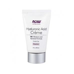 Hyaluronic Acid Creme PM - NOW