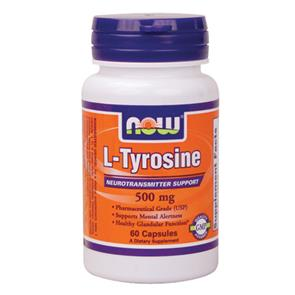L-Tyrosine - NOW
