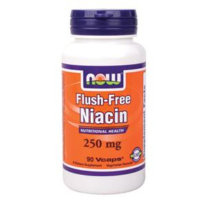Niacin Flush-Free - NOW