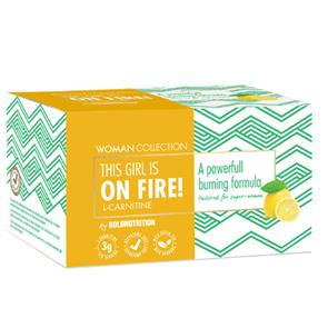 Onfire 15 unidoses - Woman Collection GoldNutrition