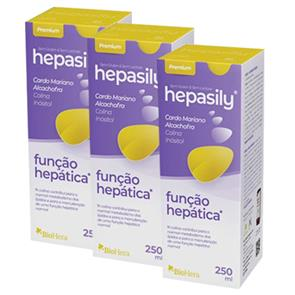 Pack 3 Hepasily 250ml