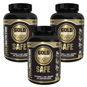 Pack 3 Safe GoldNutrition