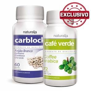 Pack Carblock + Café Verde Naturalia