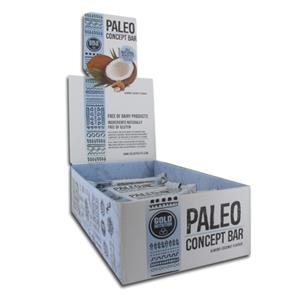 Paleo Concept Bar - Cx. 20 - GoldNutrition