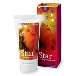 Star Orgasm Cream