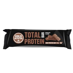 Total Bar Protein Chocolate - 1 unid. - GoldNutrition