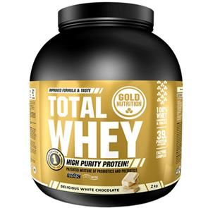 Total Whey - 2kg GoldNutrition