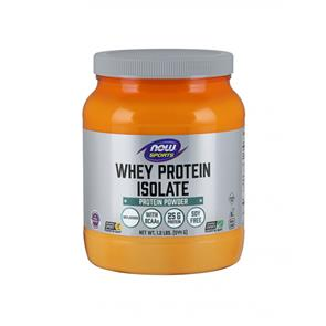 Whey protein isolate - Now Sports