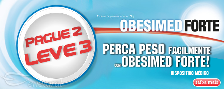 Obesimed Forte - PAGUE 2 LEVE 3